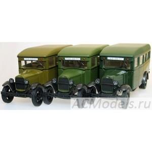ГАЗ-03-30 Военный